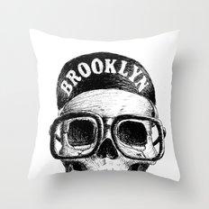 Mars Blackmon Throw Pillow