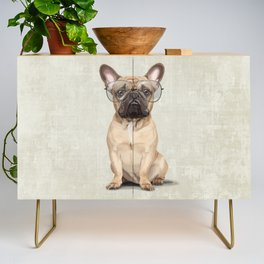 Mr French Bulldog Credenza