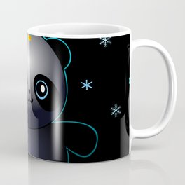 Glow in the Dark Pandacorn Coffee Mug