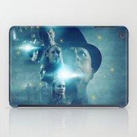 fringe iPad Cases featuring Fringe - Obserververse by Laura Racero
