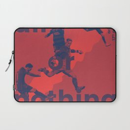 all or nothing Laptop Sleeve