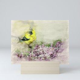Looking For Love Mini Art Print
