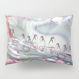 Portrait Landscaped  Pillow Sham