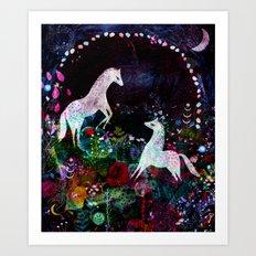 GardenDreams Art Print