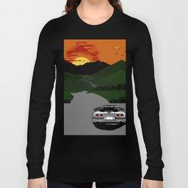 Trip on a Silver Desire Long Sleeve T-shirt