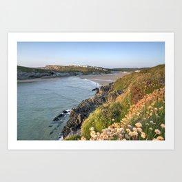 Porth Seascape Art Print