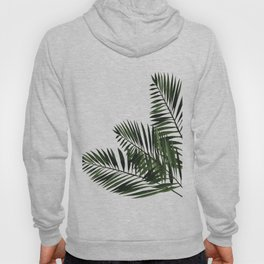 Tropical Exotic Palm Leaves I Hoody