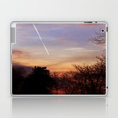 Sunset Streak Laptop & iPad Skin