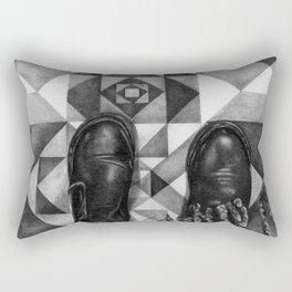 Art Beneath Our Feet - Berlin Rectangular Pillow