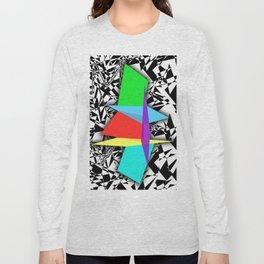 Color Sculpture Long Sleeve T-shirt