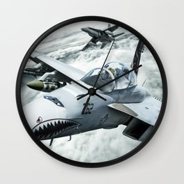 Ghost Rider this is Mustang... vector 090 for Boggie Wall Clock