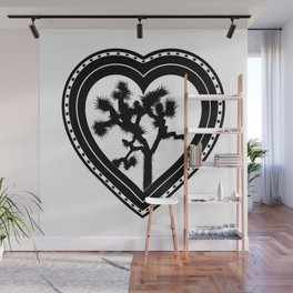 Heart of the Hi-Desert™ Joshua Tree by CREYES Wall Mural