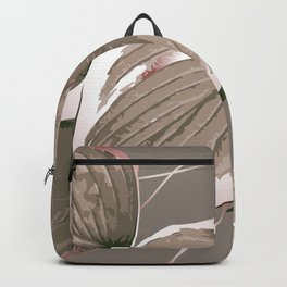 Ficus Plant 10 Backpack