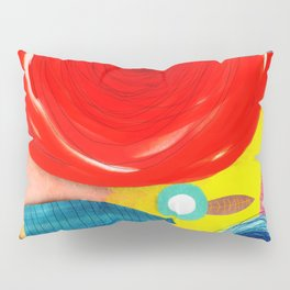 Glück kann man trainieren - Rupydetequila ultimative Farben Pillow Sham