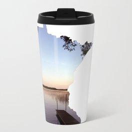 Lake Minnesota Travel Mug