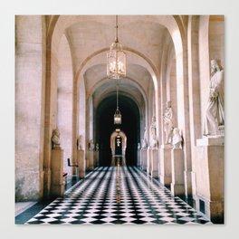 Versailles Part III Canvas Print