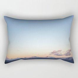 Närvik, Norway Rectangular Pillow
