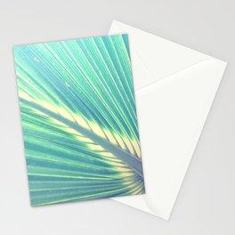 palm tree leaf  Stationery Cards