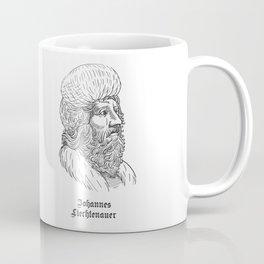 Johannes Liechtenauer Coffee Mug