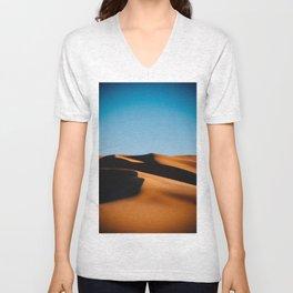 Sahara Desert, Morocco Unisex V-Neck