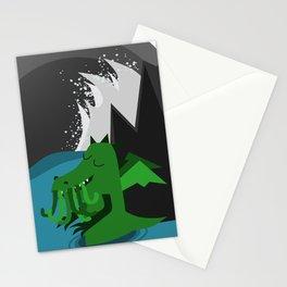 Cthulhu-Kobold Stationery Cards