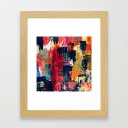LIT 3 Framed Art Print