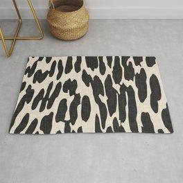 Animal Prints, Spotted, Boho Wall Art Rug