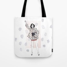 Hey Taxi Tote Bag