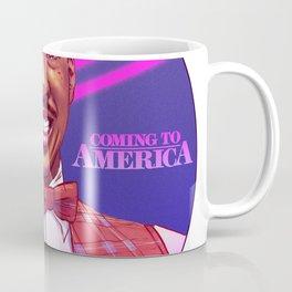 Coming to America by Tom Walker Coffee Mug