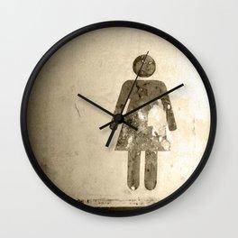 Womens Wall Clock