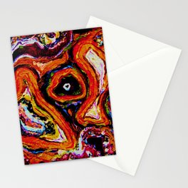 Agates from the Chase River (c) Stationery Cards