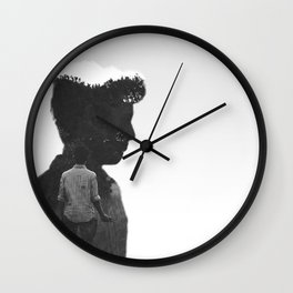 Where's Josh? Wall Clock
