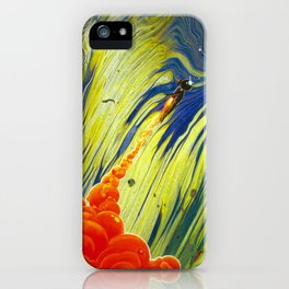 jetpack blues iPhone Case