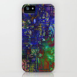 Fabric I iPhone Case