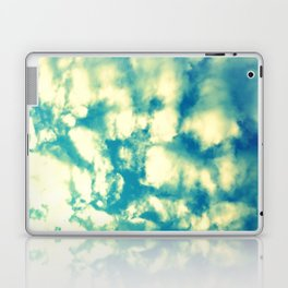 Sky Cotton Candy Laptop & iPad Skin