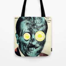You Can't Just Let Nature Run Wild Tote Bag