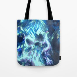 Fire Reflection Tote Bag