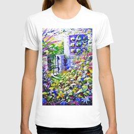 Country Garden Retreat T-shirt