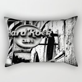 Hard-Rock-Cafe Rectangular Pillow