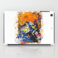 moto iPad Cases featuring Moto Splash by Joshua Meno