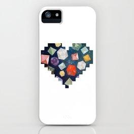 Heart of Dice iPhone Case