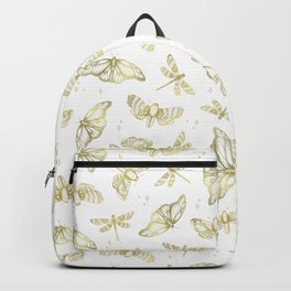 Golden Wings Backpack
