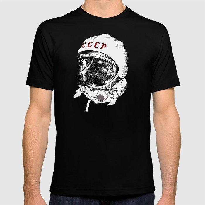 laika, space traveler T-shirt