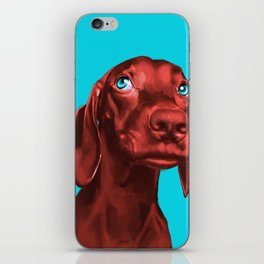The Dogs: Guy 2 iPhone Skin