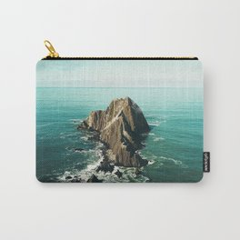Island green sea Carry-All Pouch