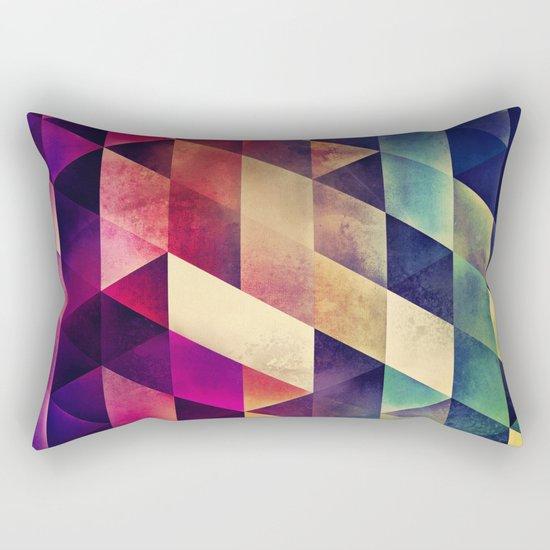 yvyr yt Rectangular Pillow