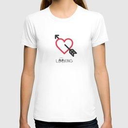 LOOKING - CUPID'S ARROW - T-shirt