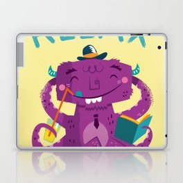 :::Relax Monster::: Laptop & iPad Skin