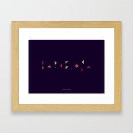 Barcelona - Citries Project Framed Art Print