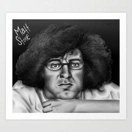 Matt Stone Art Print